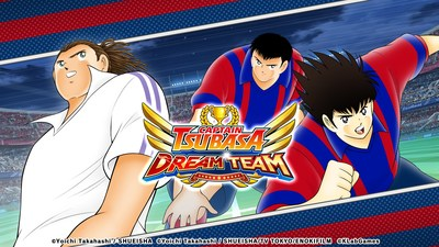 """KLab Inc., líder en juegos móviles en línea, anunció que una nueva historia de """"Captain Tsubasa"""" de Yoichi Takahashi titulada """"NEXT DREAM"""" aparecerá en su juego de simulación de fútbol cara a cara Captain Tsubasa: Dream Team este otoño de 2021."""
