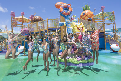 Nickelodeon Hotels & Resorts Riviera Maya Team Nick at Aqua Nick