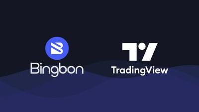 Bingbon Integrates with TradingView, Becomes the Latest Broker on TradingView Platform