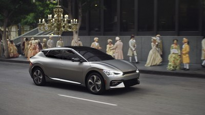Kia America Takes Over Primetime to Introduce All-Electric EV6 and the New Kia America Brand